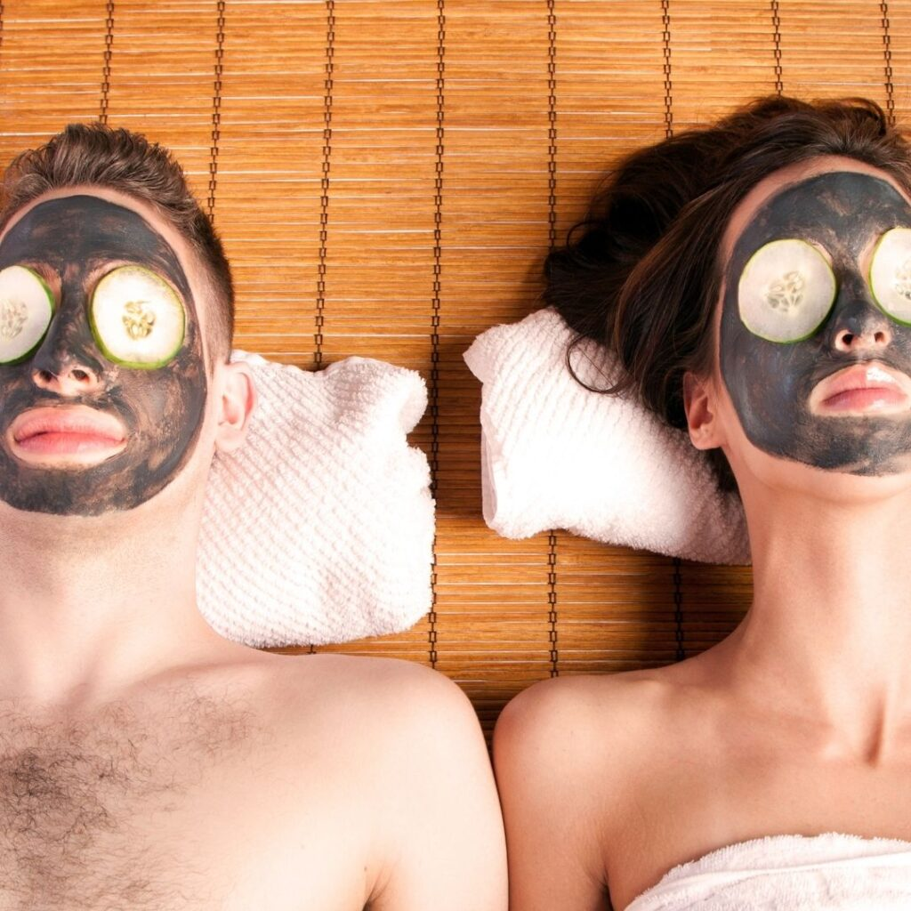 ritual spa couple